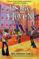 book jacket for P.S. Be Eleven
