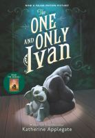 book jacket for The One and Only Ivan