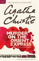 Murder on the Orient Express jacket