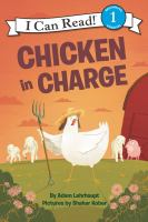 book jacket for Chicken in Charge