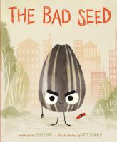 book jacket for The Bad Seed