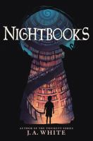 book jacket for Nightbooks
