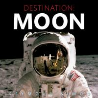 book jacket for Destination : Moon