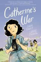 book jacket for Catherine's War