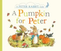 book jacket for A Pumpkin for Peter