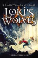 book jacket for Loki's Wolves