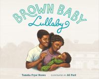 book jacket for Brown Baby Lullaby