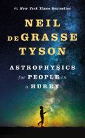 Astrophysics for People in a Hurry jacket