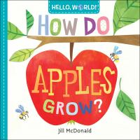 book jacket for How Do Apples Grow?