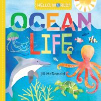 book jacket for Ocean Life