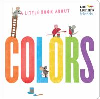 book jacket for A Little Book About Colors