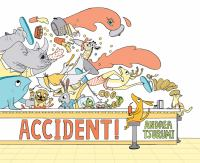book jacket for Accident