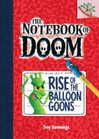 book jacket for Rise of the Balloon Goons