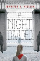 book jacket for A Night Divided