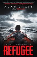 book jacket for Refugee
