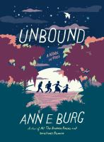 book jacket for Unbound: a Novel in Verse