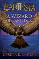 book jacket for Wizard of Earthsea