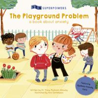 book jacket for The Playground Problem : A Book About Anxiety