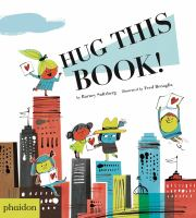 book jacket for Hug This Book!