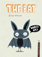 book jacket for The Bat
