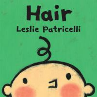 book jacket for Hair