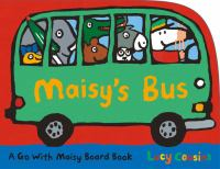 book jacket for Maisy's Bus