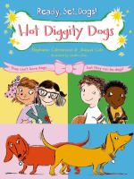 book jacket for Hot Diggity Dogs