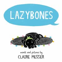 book jacket for Lazybones