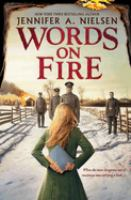 book jacket for Words on Fire