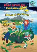 book jacket for Attack of the Plants