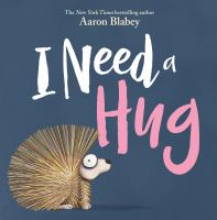 book jacket for I Need a Hug