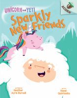 book jacket for Sparkly New Friends
