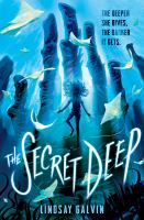book jacket for The Secret Deep