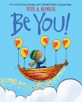 book jacket for Be You!