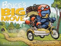 book jacket for Bruce's Big Move