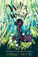 book jacket for Willa of the Wood