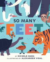 book jacket for So Many Feet