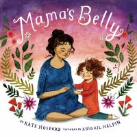 book jacket for Mama's Belly