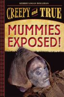 book jacket for Mummies Exposed!
