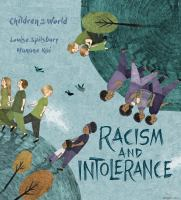 book jacket for Racism and Intolerance