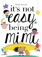 book jacket for It's Not Easy Being Mimi