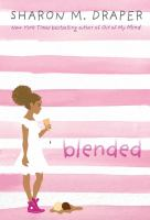book jacket for Blended