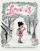 book jacket for Love Is