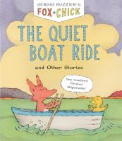 book jacket for The Quiet Boat Ride and Other Stories
