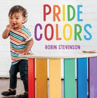 book jacket for Pride Colors