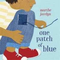 book jacket for One Patch of Blue
