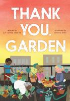 book jacket for Thank You, Garden