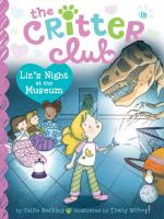 book jacket for Liz's Night at the Museum