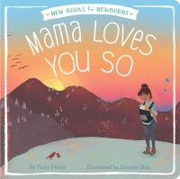 book jacket for Mama Loves You So