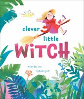 book jacket for Clever Little Witch